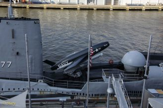 Nuclear cruise missile on-board of USS Growler