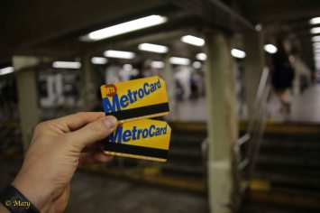 Metro Cards = it pays to pay $30 per week!