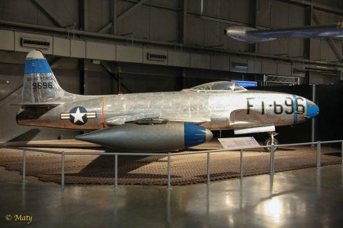 Lockheed F-80C