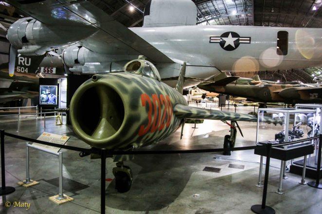 Mikoyan-Gurevich MiG-17F