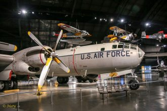 Boeing WB-50D Superfortress