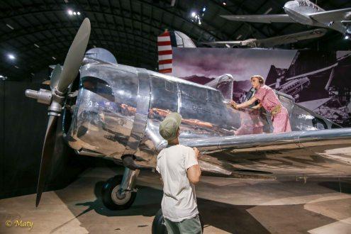 Curtiss P-36A Hawk