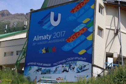 Shymbulak Ski Resort, Almaty, Kazakhstan