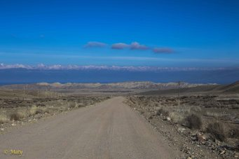 Getting closer to Issyk Kul Lake but we still have way to go!