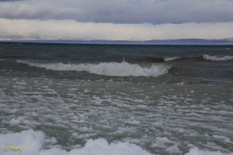 cold lake....