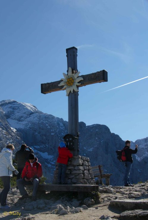 another one with the cross and edelweiss