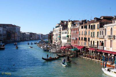beautiful day at Venice
