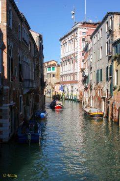 no cars just gondolas - no flat tires :)