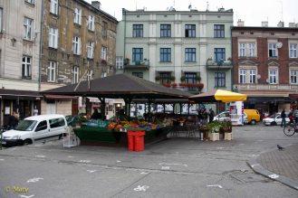 Market in Jewish Quarters
