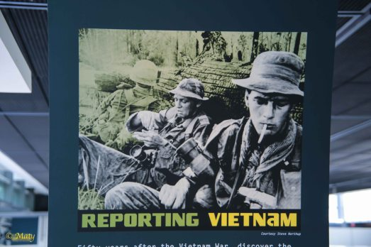 "awesome exposition - ""Reporting from Vietnam"""