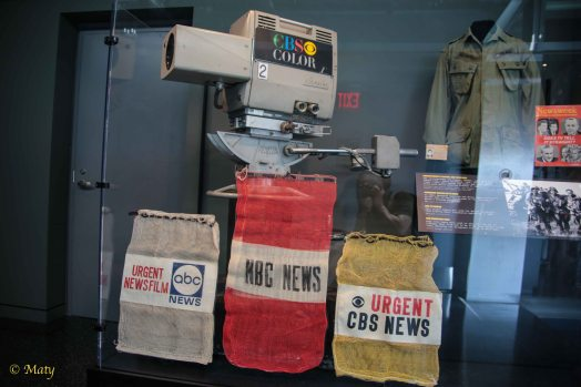 news equipment from 1960s/1970s