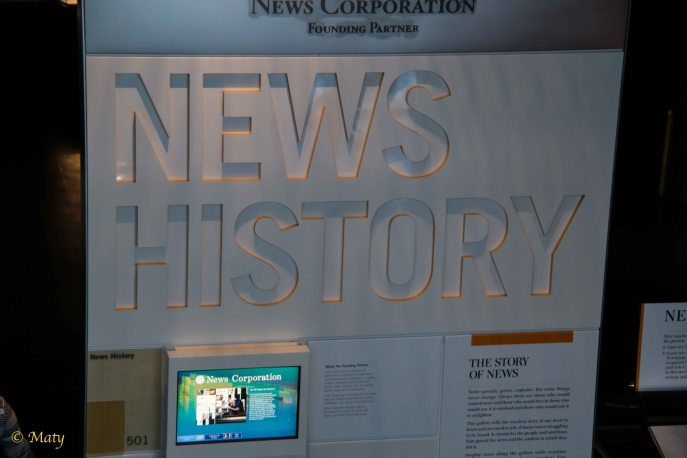 The History of News