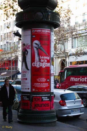 plenty of stuff is going on in Paris