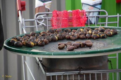hot chesnuts