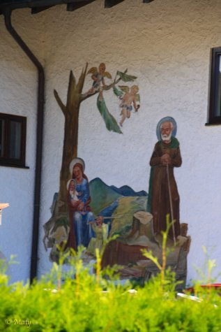 Garmisch-Partenkierchen - nativity scene