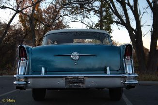 1956 Buick Special - love the wings