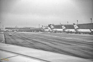 Arrival to Geneva