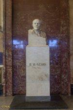 Lenin at Teatralnaya Metro Station