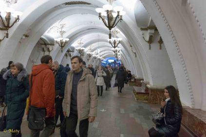Smolenskaya Metro station
