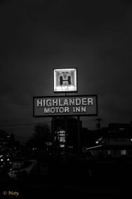 Highlander Motor Inn in Arlington - sweet place