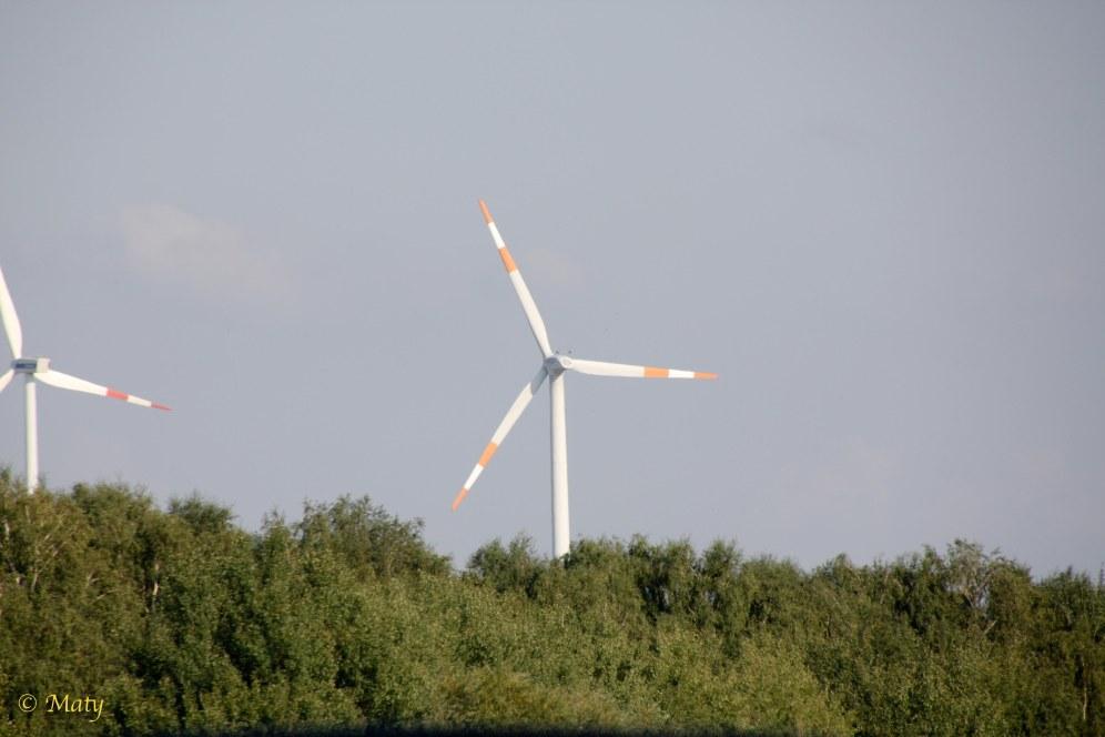 Green energy...