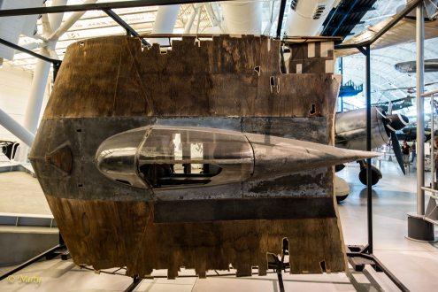 Horton HO III h glider at the Steven F. Udvar-Hazy Center