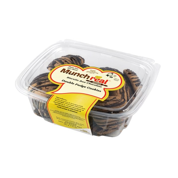 DOUBLE FUDGE COOKIES – RETAIL