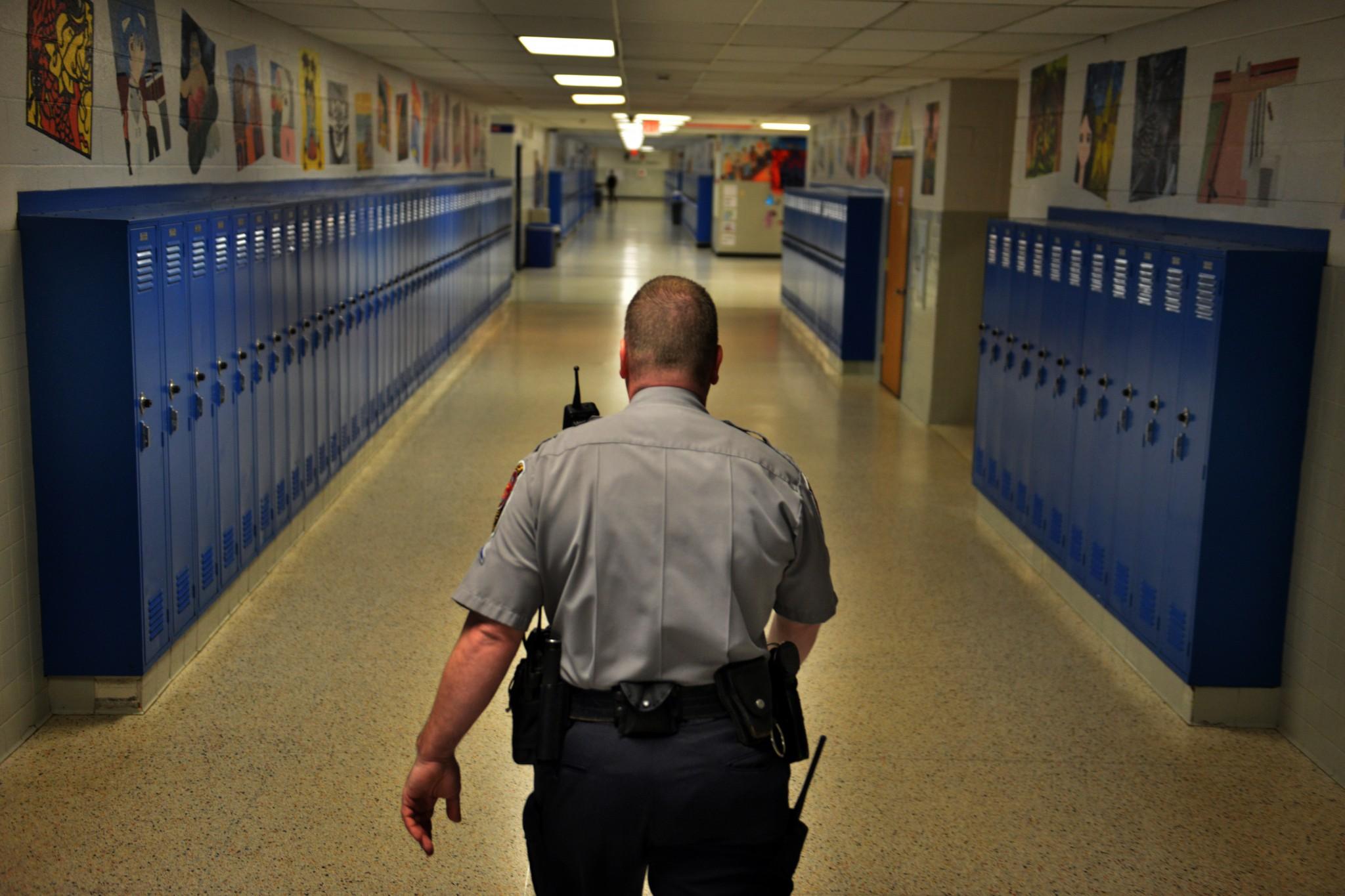 Greenfields School Security Guard Law Takes Effect  Matzavcom