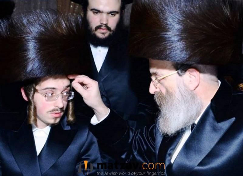 24-Year-Old Son of Sadigura Rebbe Named as His Successor 2