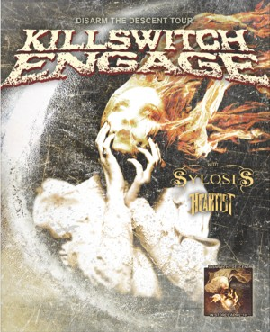 Killswitch Engage' Entire New Album Available For Streaming, 'Disarm