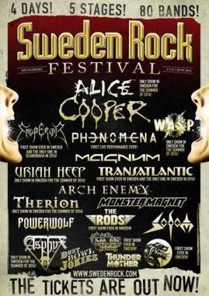 SwedenRock 2014