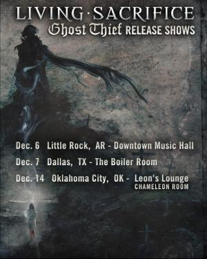 Ghost Thieve Release Shows