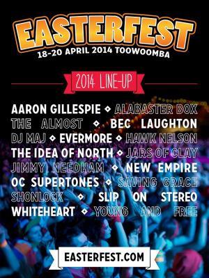 Easterfest 2014