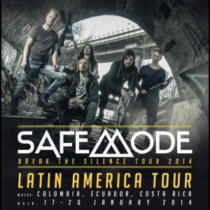 Safemode_latin tour 2014