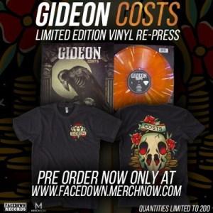 Gideon  _ Cost_  Vinyl