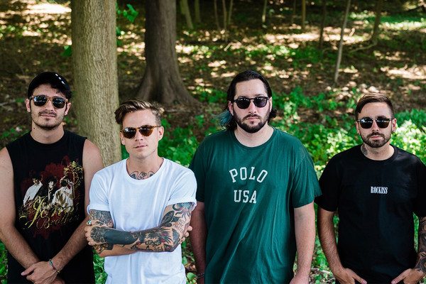 Pop Punk/Rock Band 'Broadside' Deliver Two New Tracks, Limited