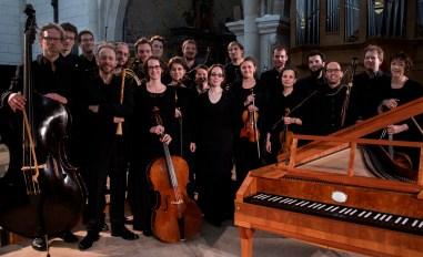 Orchestre Il Convito mai 2016 Photo Maxence Lamoureux