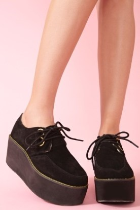 the lovechild of platforms and a flats