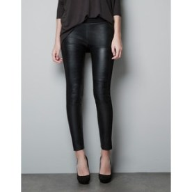 """Leather pants are making a come back."" says my mother"