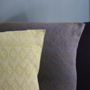 hand woven brocade cushion covers