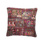 exotic patterned cushion cover