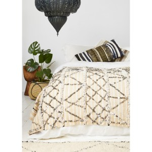 Moroccan wedding blanket Maud interiors
