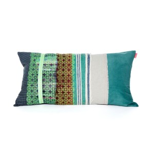 patchwork cushion Khadija