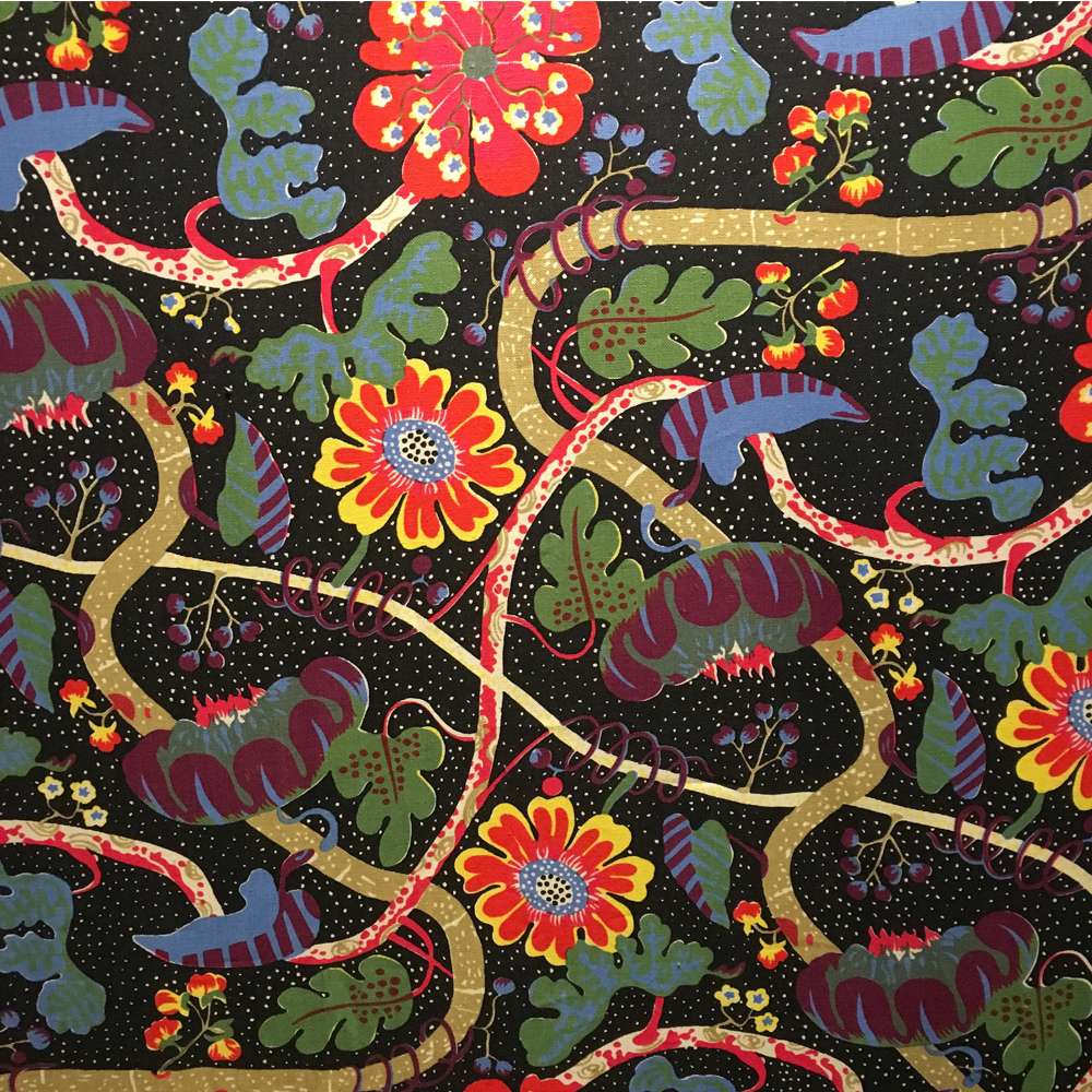 Josef Frank Exhibition Patterns Furniture Painting Maud interiors