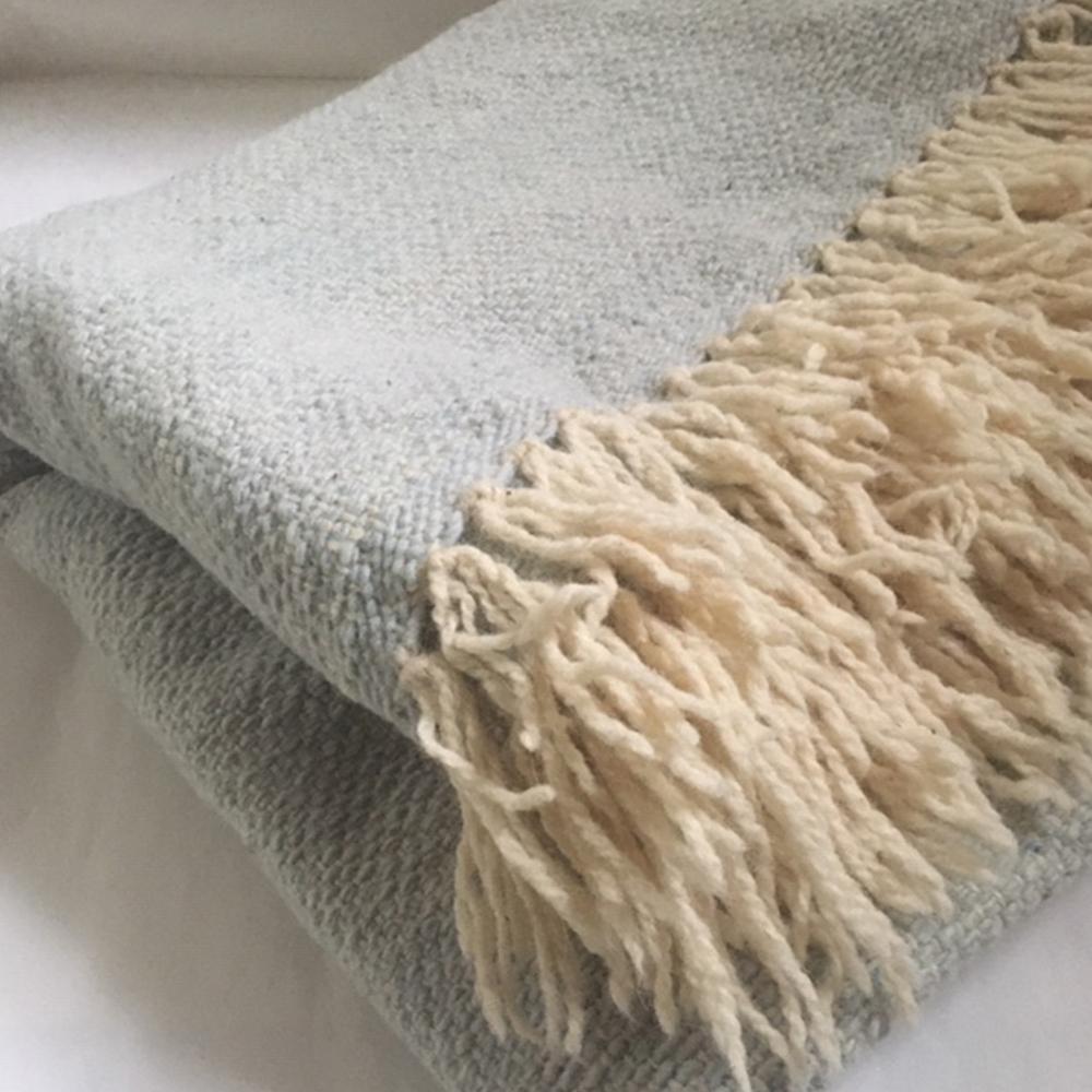 rustic blanket