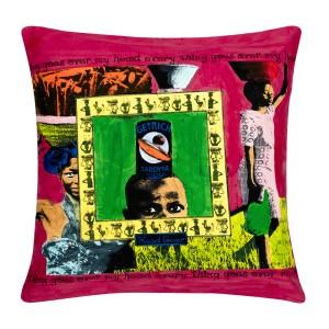 african design cushion