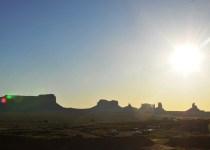 6h du mat Monument Valley