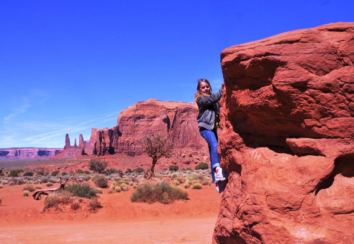 quand j'avais 10 ans j'ai vu Monument Valley