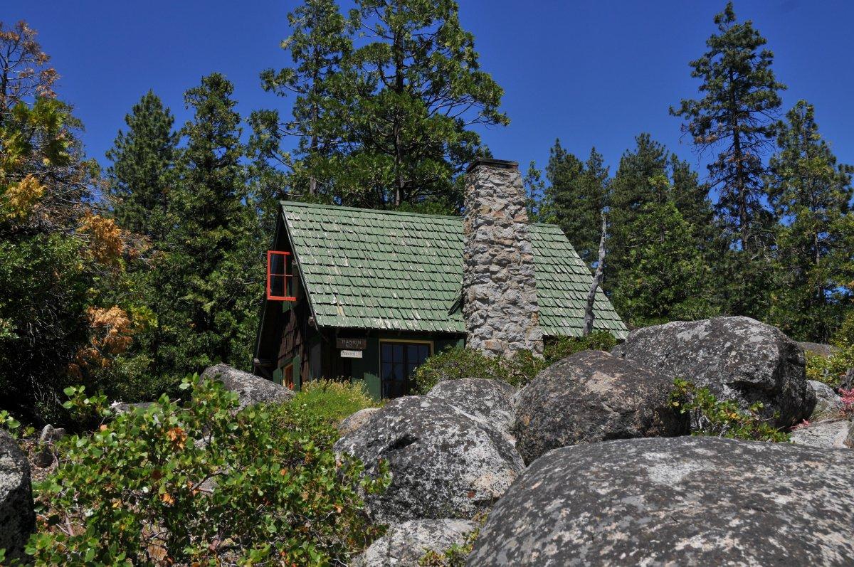 la petite maison près du lac