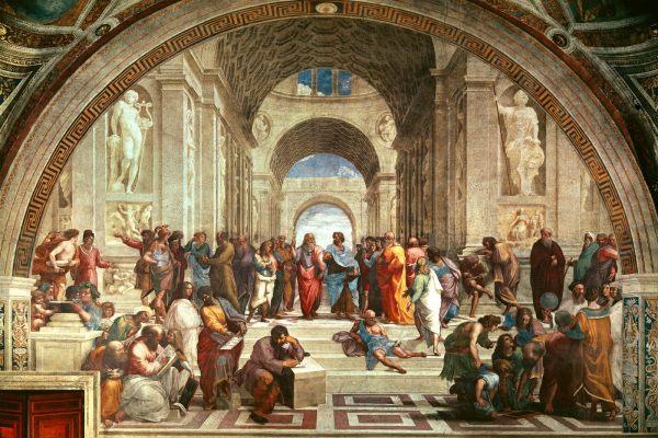 Raphael Athens School